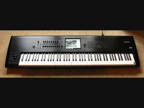 Korg Kronos X 88, Robert Schumann