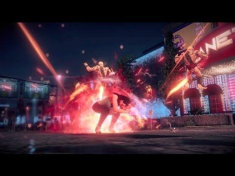 news: Saints Row IV - Element of Destruction DLC Trailer