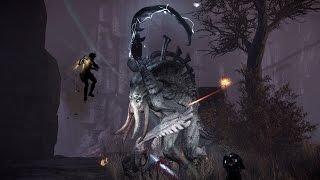 Soltamos al Kraken y arrasamos en este nuevo vídeo con gameplay de Evolve