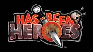 Has-Been Heroes - Bejelentés Trailer