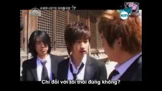 [Vietsub] Idol World Super Junior Ep 1 [Full]
