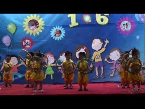 Múa vòng: Bé khỏe bé ngoan - Mầm non Việt Pháp