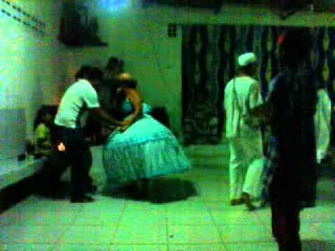 CANTANDO PARA OS SR.MESTRE NA CASA DE PAI LÉO - 04/10/12