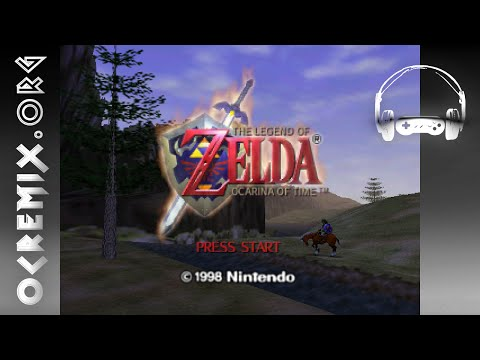 OC ReMix #1333: Legend of Zelda: Ocarina of Time 'Prayer' [Forest Temple] by Jillian Aversa
