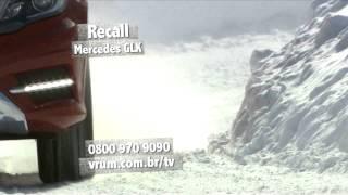 Mercedes-Benz GLK � chamado para recall