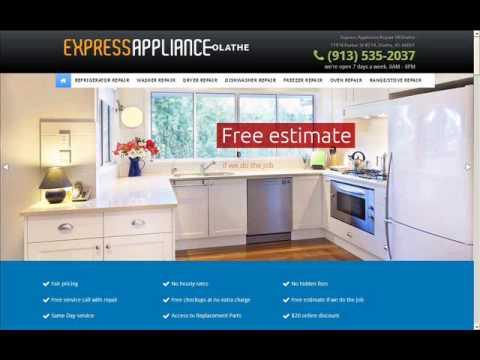 Express Appliance Repair of Olathe, (913) 535-2037