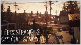 Life is Strange 2 - 20 Minutes of Gameplay