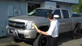 2007 Chevrolet Silverado 1500 crew-cab Lt 4x4 LIFTED ( MONSTER TRUCK ) videos