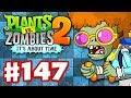 Plants vs. Zombies 2: It's About Time - Gameplay Walkthrough Part 147 - Terror from Tomorrow! (iOS)