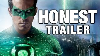 [Honest Trailers - Green Lantern] Video