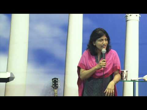 2-7-14 Bible Study on Sanctification Series - Pastor Pramila Jeyaraj