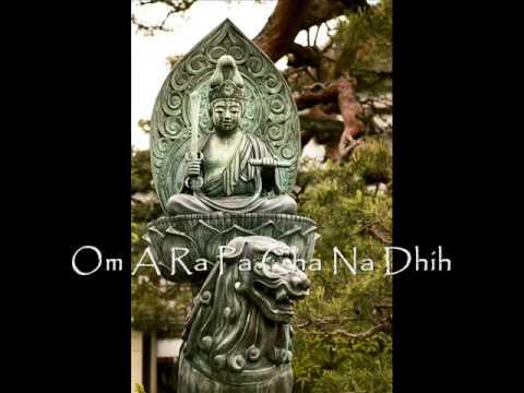 Manjusri Bodhisattva - Great Wisdom