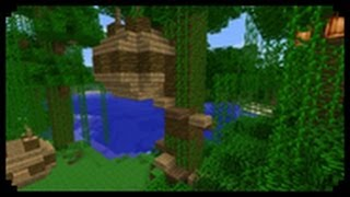 Minecraft: How To Make A Tree House