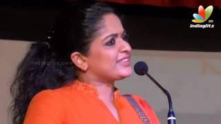 Kavya Madhavan Funny Speech I Sarayu Book Launch