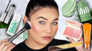 SEPHORA Try On Haul | MILK Makeup - Cover FX - Anastasia Beverly Hills