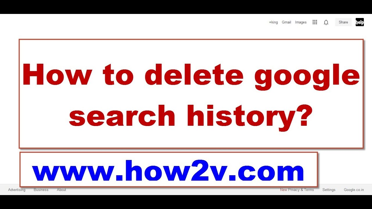 How to permanently delete browsing history?