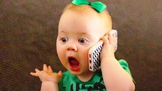 Vídeos graciosos de bebés riendo
