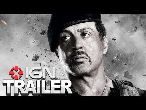 Непобедимите 2 (The Expendables 2 2012 ) - Трейлър към филма