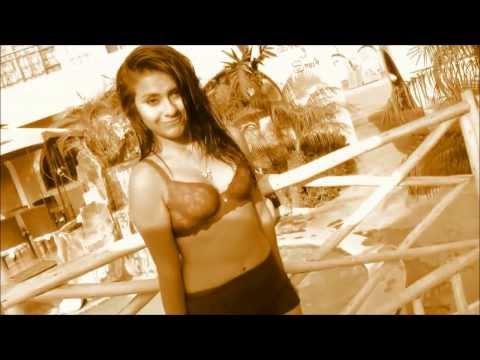 VIDEO CLIP de THAMARA, LESLY y ESTRELLA en la piscina - CORAZON SERRANO