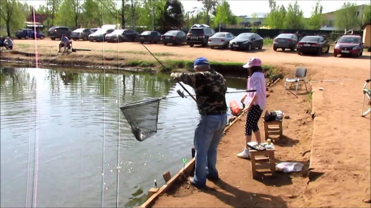 рыбалка в коргашино официальный