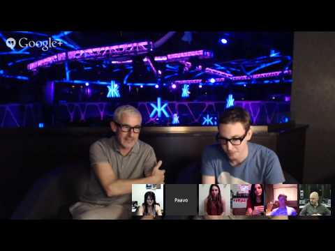 Above & Beyond Acoustic Google+ Hangout