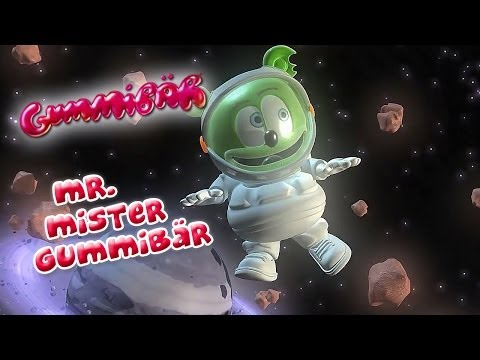 Gummibär - Mr. Mister Gummibär - Official Video