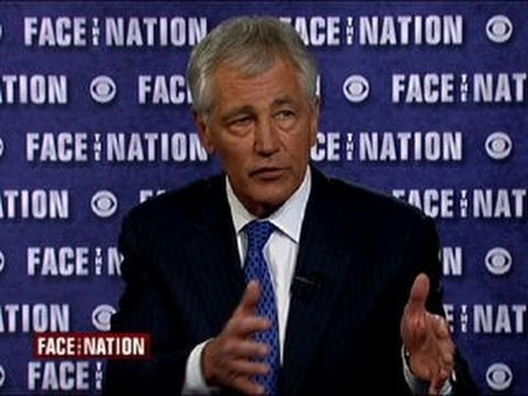 Hagel on Afghanistan drawdown: