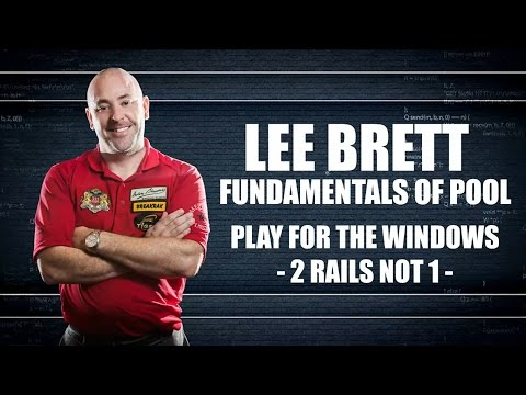 APA - Lee Brett Instructional Series - Playing for the Windows
