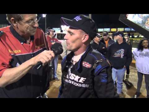 Lincoln Speedway 410 Sprint Car Victory Lane 10-12-13