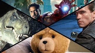 2015 Summer Movie Preview: Avengers 2, Jurassic World