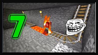 7 CÁCH TROLL NGƯỜI KHÁC TRONG MINECRAFT - Minecraft troll ✔
