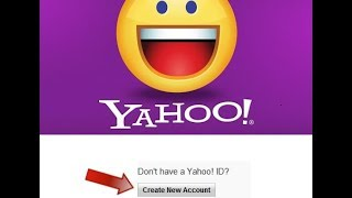 How To Create A Yahoo Account / How To Download , Install