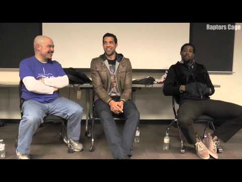 John Salmons and Landry Fields talk about their favourite players