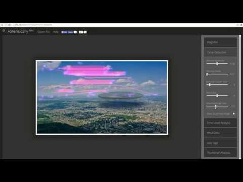 Photo Forensics Tutorial