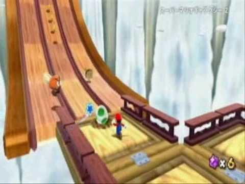 Mario Galaxy 2 промо-видео