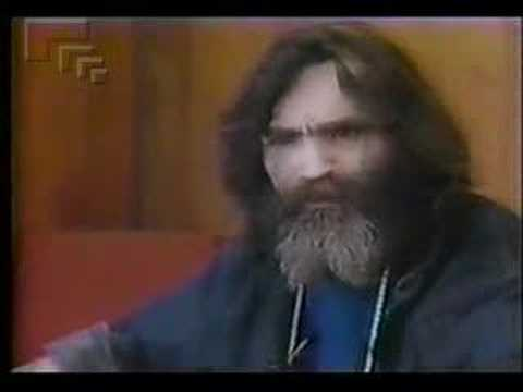 Charles Manson Epic Face