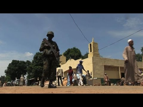 Central Africa's Muslims await corridor to safety