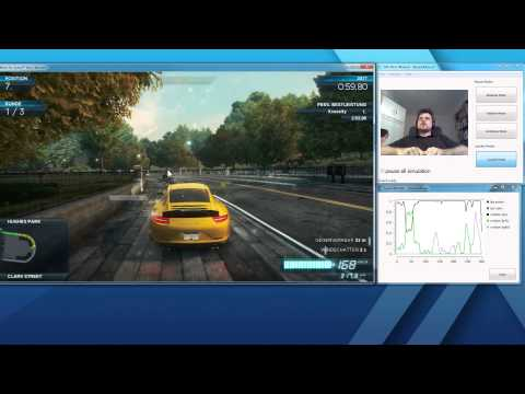 KinesicMouse: Mouse Lets Play Need for Speed