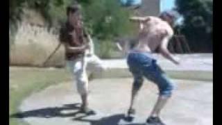 TKD Vs Capoeira