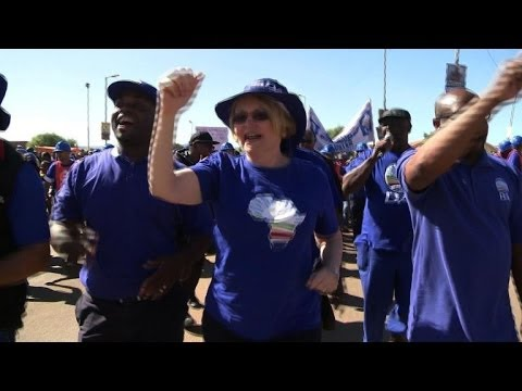 Profile: South Africa's Helen Zille, leader of the DA