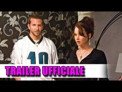 Il Lato Positivo - Silver Linings Playbook Trailer Italiano - Bradley Cooper, Jennifer Lawrence