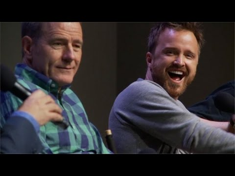 Bryan Cranston & Aaron Paul: Breaking Bad Interview