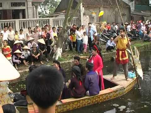 Quan Họ Trên Thuyền 2012 _ Cây Trúc Xinh