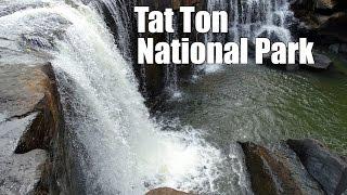Tat Ton National Park, Chaiyaphum, Northeastern Thailand
