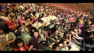 周杰倫超時代演唱會 说好的幸福呢+淘汰+青花瓷+開不了口+給我一首歌的時間