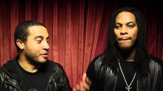 Waka Flocka Talks Crossing Over, & First Tattoo Being Done With A Paperclip