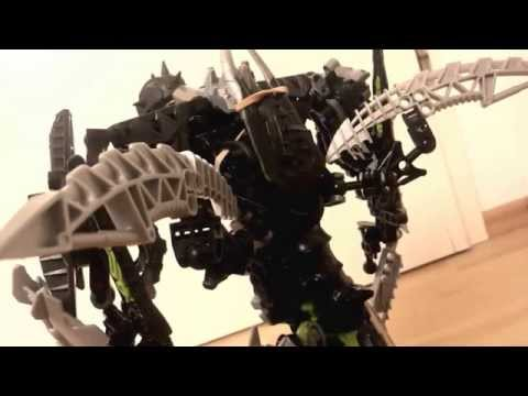 Lego Bionicle MOC: Colossus
