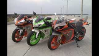 Body Kit Ninja 250R By LENT Automodified Indonesia