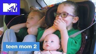 'Leah Loses It' Official Clip | Teen Mom 2 (Season 7B) | MTV
