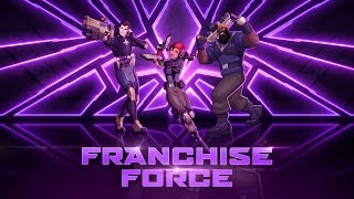 Agents of Mayhem - Franchise Force Trailer